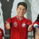 Claudio Sandoval: Patinando al éxito