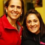 Alcaldesa reafirmó su compromiso con deportistas destacados