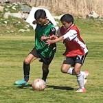 Interescolar Enseñanza Básica Futbolito