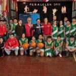 Niños de Peñalolén se entrenan con deportistas de élite