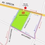 Corrida Escolar 2013: Conoce los cortes de calles