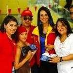 Rama de Natación Reduca recibió implementos deportivos