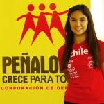 Valentina Gahona: «Si una patinadora no tiene mente fría, no tiene chance de triunfar»