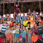 Juventud lo Hermida tocó el cielo del Fútbol Nocturno Peñalolino
