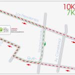 Conoce los cierres de calle durante la Corrida de Peñalolén