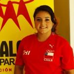"""Gabriela Lobos: """"El Tiro al Blanco es lo que amo hacer"""""""