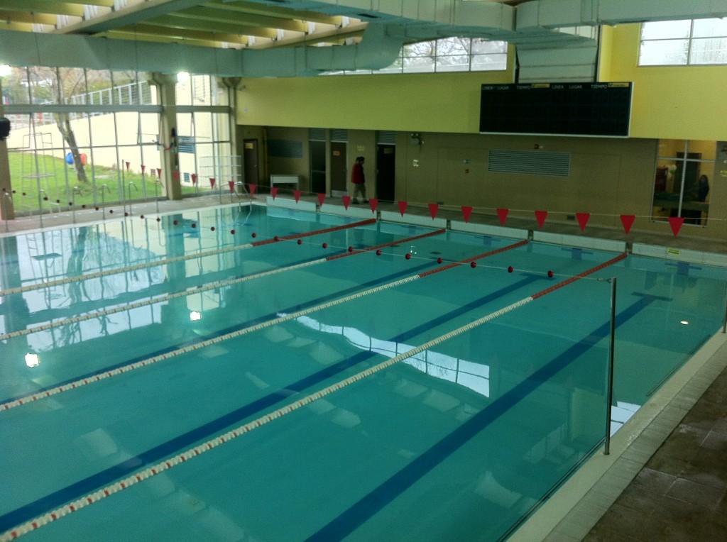 piscina temperada peñalolén