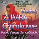 ¡Zumba en Chimkowe también es Solidaria!