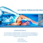 Se viene la III Copa Peñalolén Master