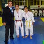 Fujilolén consigue medallas en II Metropolitano de Judo