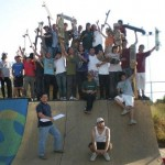 Juventud celebrará su mes en el Skatepark del Parque de Peñalolén