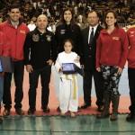 Karatekas de todo Chile dieron vida a la Copa Chimkowe 2014