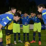 Peñalolén obtuvo Tercer Lugar en la Copa Chilectra 2014