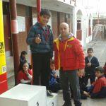 Interescolar de Ajedrez y Tenis de Mesa ya tiene campeones