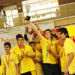 Los Andes Country Day y San José de Peñalolén se quedaron con el Interescolar de Básquetbol