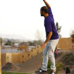 Slackline vuelve al Parque de Peñalolén y a Ciclorecreovía