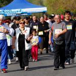 Familia caminará este domingo 30 desde el Parque de Peñalolén