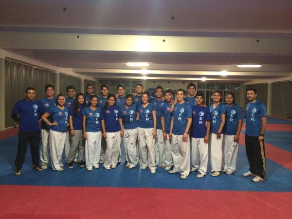 Selección de Taekwondo CER