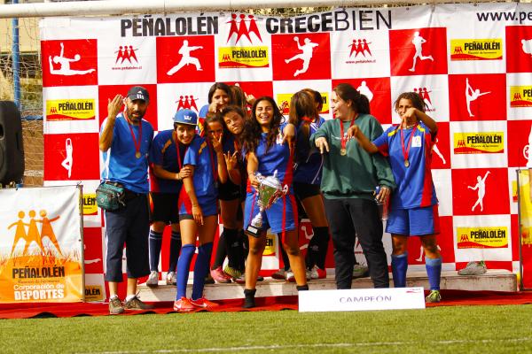 ¿Volverá el Colegio Altamira a tocar el cielo del Interescolar de Fútbol 7 Damas?