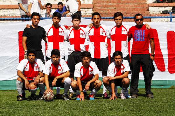El Colegio San Fernando disputará dos finales en esta versión: Superior Varones y Damas.