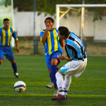 Juventud Lo Hermida renovó credenciales de campeón en la 1a Fecha del Fútbol Nocturno