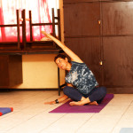 Yoga se toma vacaciones en febrero