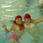 ¡Aún es tiempo de aprender a nadar en verano!