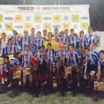 Cooperativa Apoquindo se puso la corona de Campeón del Fútbol Nocturno