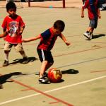 Nuevo taller Inclusivo de Baby Fútbol para niños sordos