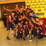 San José de Peñalolén y Los Andes Country Day campeones del Básquetbol Interescolar