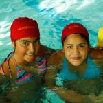 Vacaciones de invierno, ¡ideales para aprender a nadar!