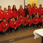"""Profesores de Programa """"Deporte en tu Barrio"""" recibieron uniforme oficial"""