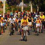 No olvidar: Cicletada Familiar retorna este domingo 18 de octubre