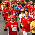 1500 runners lo dejaron todo en la 11a. Corrida de Peñalolén