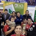 Peñalolinos campeonaron en Cuadrangular de Hándbol en Sillas de Ruedas