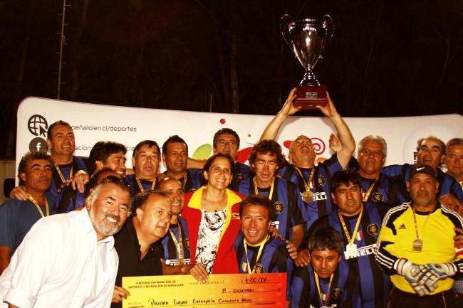 Inter de Milán, Campeón Categoría 50 años