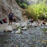 Trekking te espera para disfrutar de la Quebrada de Macul