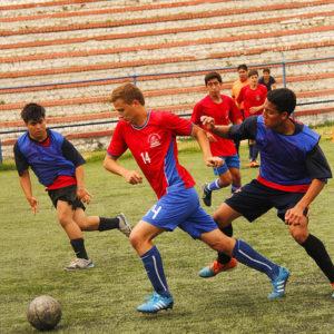 Interescolar Fútbol 7