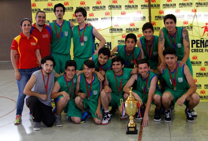 Taller Polideportivo, Campeones de la categoría Varones B.