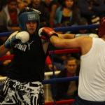 Velada de Boxeo llenará de acción el Polideportivo Sergio Livingstone