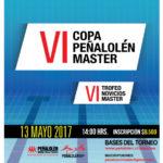 Por Copa Peñalolén Master, Piscina Temperada cerrará el sábado 13 de mayo a las 11:00 hrs.