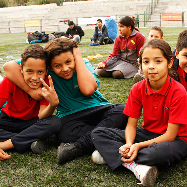 Encuentro Escolar de Vóleibol