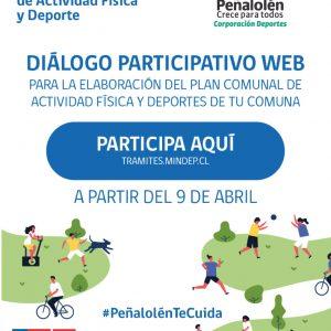 dialogos participativos deportivos