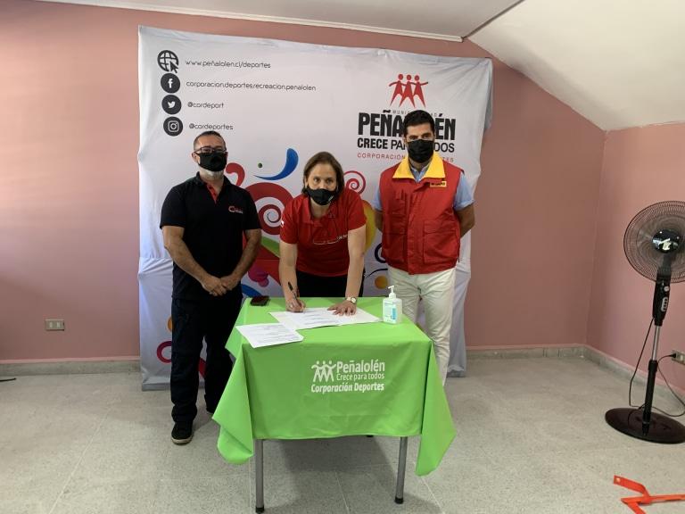 rehabilitacion kinésica convenio peñalolén
