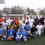Integración a través del fútbol